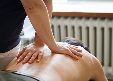 behandling av ryggen