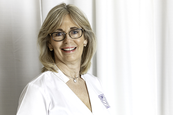 Hudläkare Anne Birgitte Undén