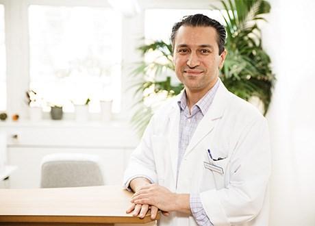 Dr Morteza Rohani
