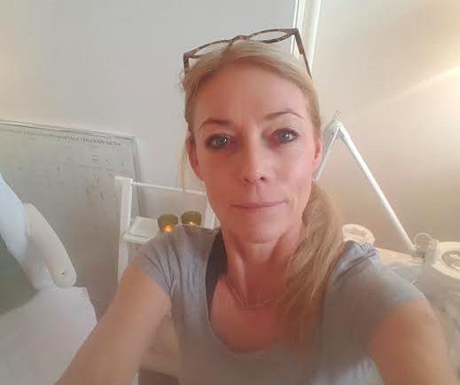 Medicinsk fotterapeut Carola Petrini Schriwer