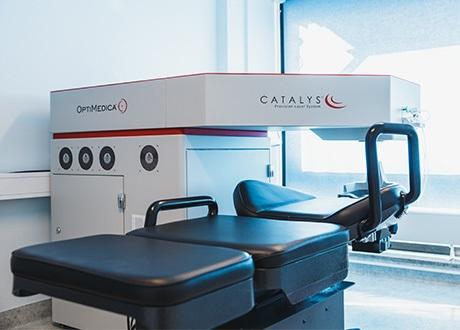 Maskin Catalys Precision lasersystem