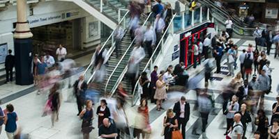 Människor-tunnelbana