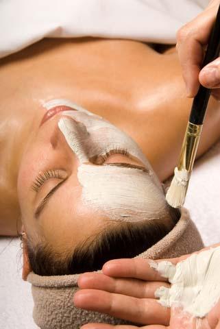 hudvårdsbehandling