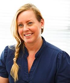 Tandläkare Anna Wraxe