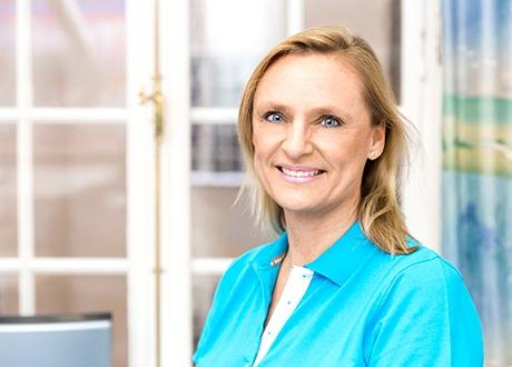 Tandläkare Christin Fischer