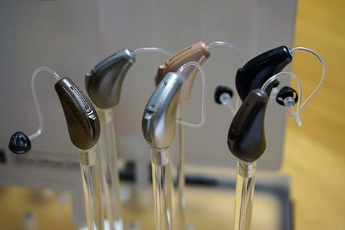 Olika sorters hörapparater hos Bra Hörsel.