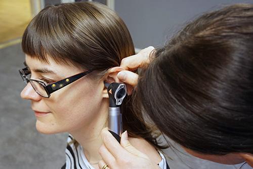 Hörselundersökning hos legitimerad audionom