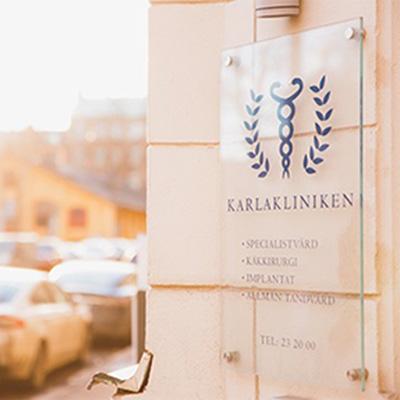 Karlakliniken-specialisttandvård