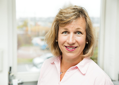 Tandläkare Viveca Hansson Gidlund