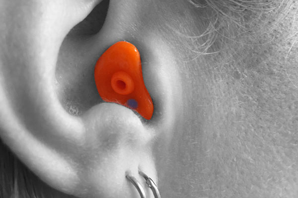 Öronpropp i öra