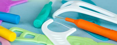 tandvårdprodukter