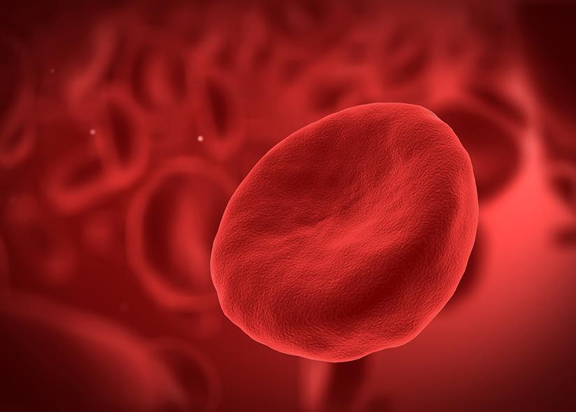 Blodplätt